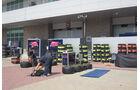 Reifen - Formel 1 - GP Korea - 13. Oktober 2011