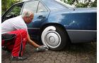Reifenpflege-Schaum