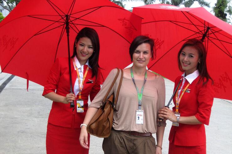 Reisetagebuch GP Malaysia 2011
