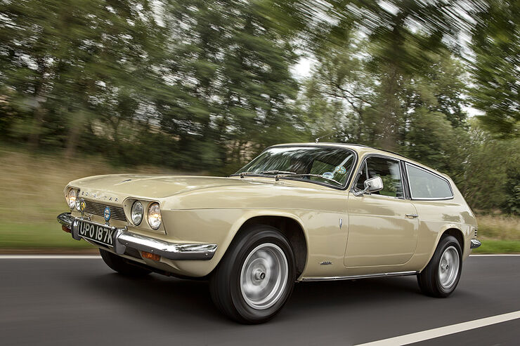 Reliant Scimitar GTE SE 5a, Baujahr 1972