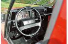 Renault 4 GTL, Cockpit