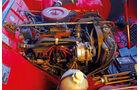 Renault 4, Motor