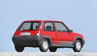 Renault 5 GT Turbo, Seitenansicht