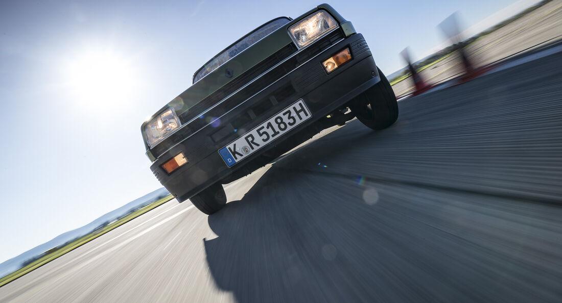 Renault 5 GTL, Exterieur