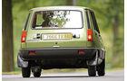 Renault 5, Heckansicht