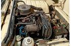 Renault 6, Motor