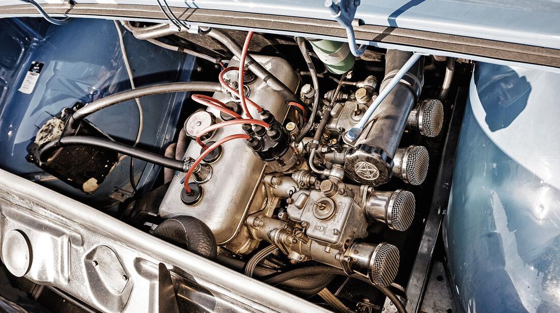 Renault 8 Gordini 1300, Motor
