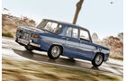 Renault 8 Gordini 1300, Seitenansicht