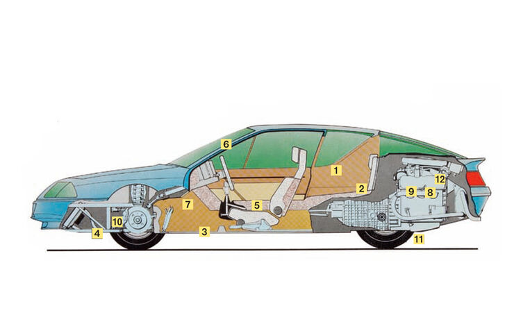 Renault Alpine V6 GT, V6 Turbo, Baujahre 1985-1991