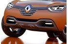 Renault Captur, Kühlergrill, Scheinwerfer