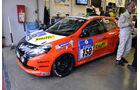Renault Clio - Lackierungen - 24h Rennen Nürburgring - 19. Juni 2014