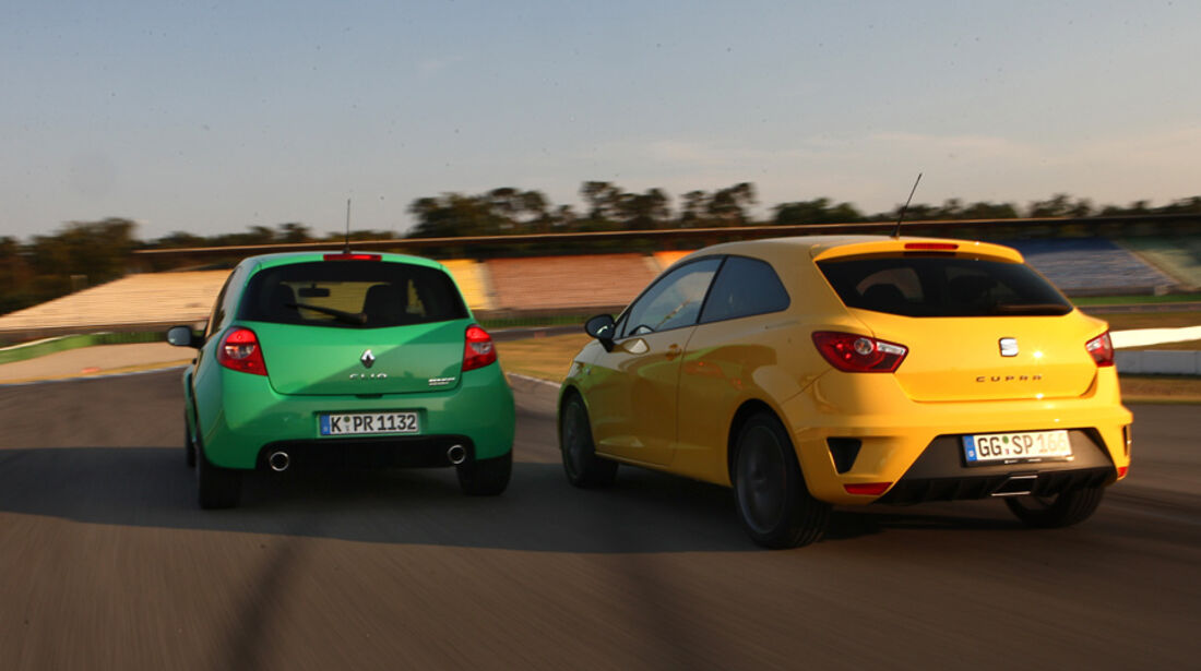 Renault Clio RS Cup