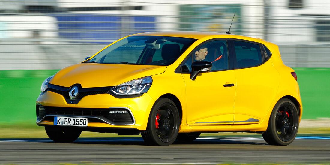 Renault Clio RS, Seitenansicht