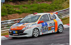 Renault Clio RS - Startnummer: #145 - Bewerber/Fahrer: Xavier Lamadrid Jr., Xavier Lamadrid Sr., Massimiliano Girardo, Nicolas Abril - Klasse: SP3