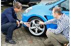 Renault Clio Sport, Rad, Felge