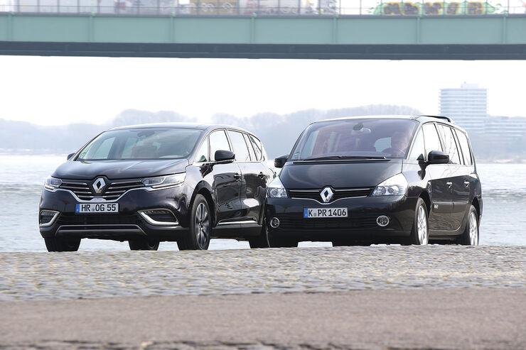 Renault Espace 2015, Renault Espace 3. Generation
