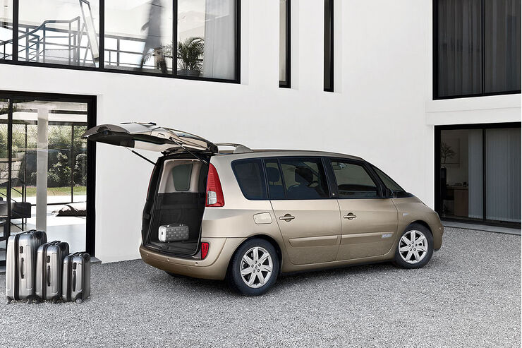 Renault Espace, Renault Grand Espace