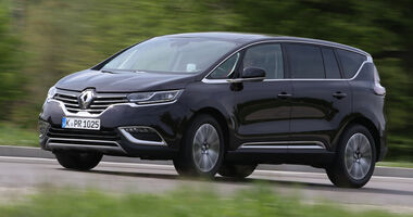 Renault Espace TCe 200, Seitenansicht