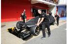 Renault F1 - Formel 1-Test - Barcelona - 22. Februar 2016