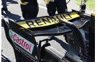 Renault - F1-Technik - Upgrades - GP Belgien / GP Italien 2017