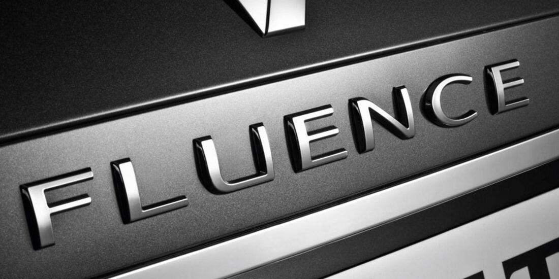Renault Fluence, Heckklappe