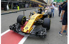 Renault - Formel 1 - GP Aserbaidschan 2017 - Baku - Donnerstag - 22.6.2017