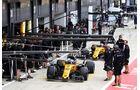 Renault - Formel 1 - GP England - 14. Juli 2017