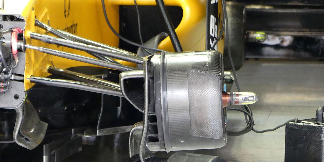 Renault - Formel 1 - GP Japan - Suzuka - Freitag - 7.10.2016