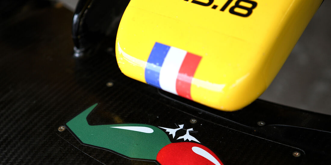 Renault - Formel 1 - GP Mexiko - 27. Oktober 2018