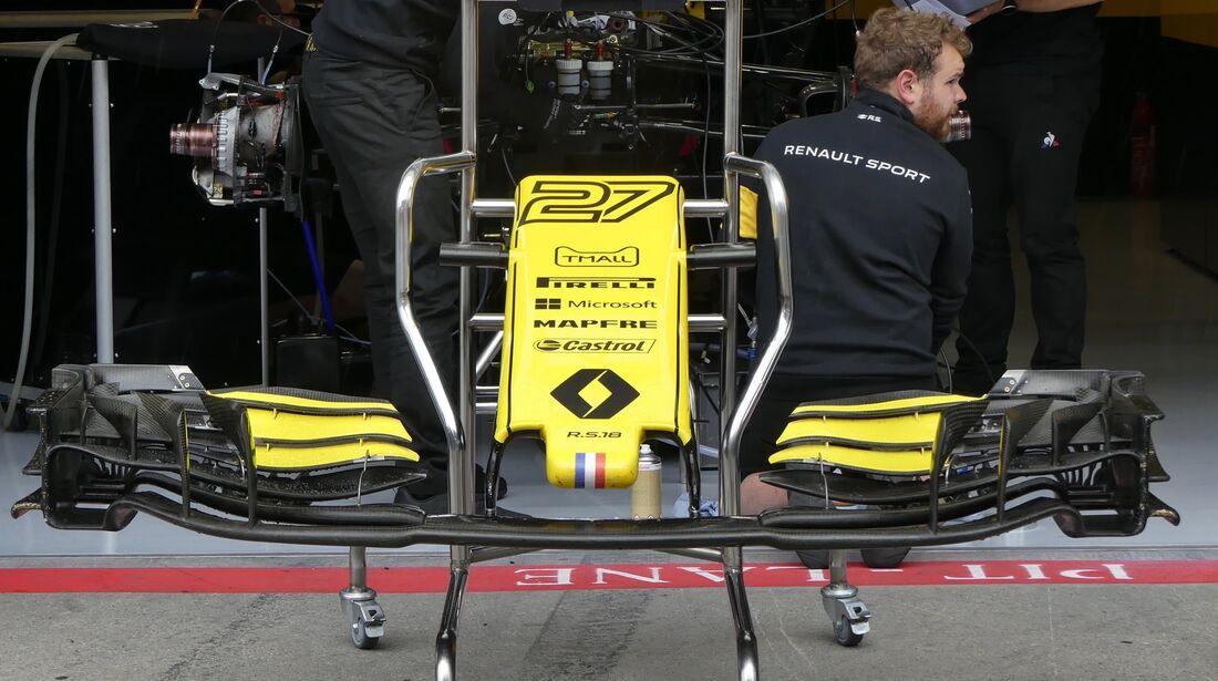 Renault - Formel 1 - GP Österreich - 28. Juni 2018