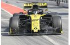 Renault - Frontflügel - Barcelona-Test - 2019
