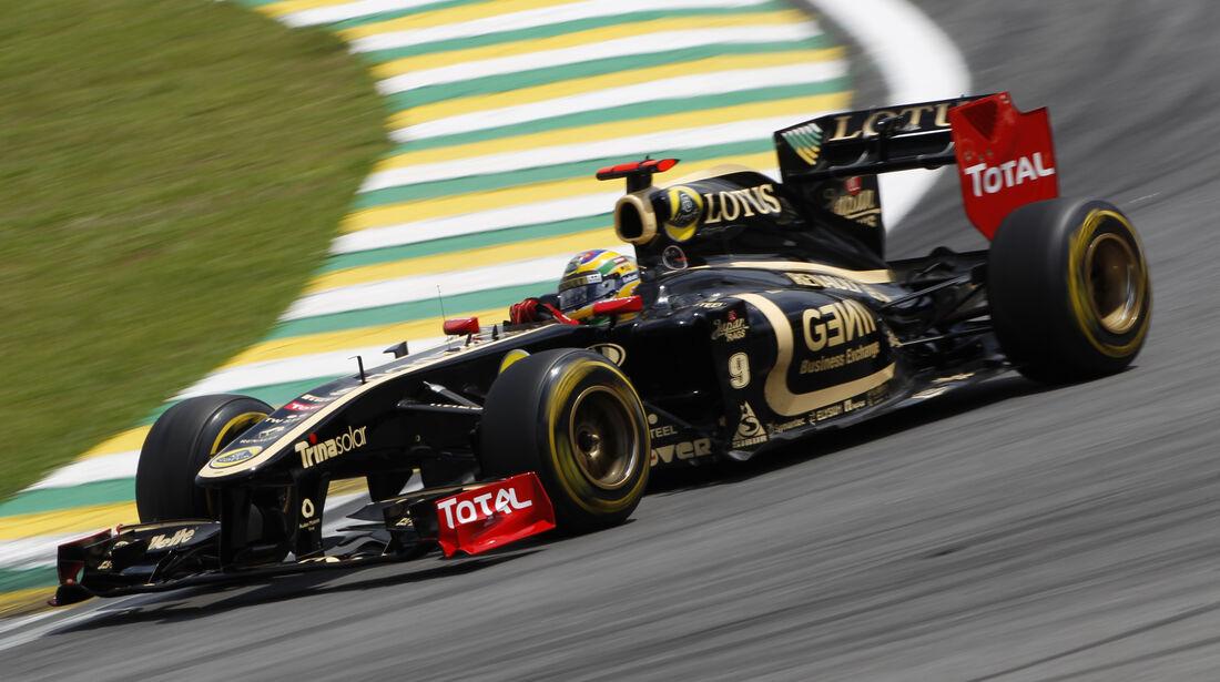 Renault - GP Brasilien - 2011 - F1