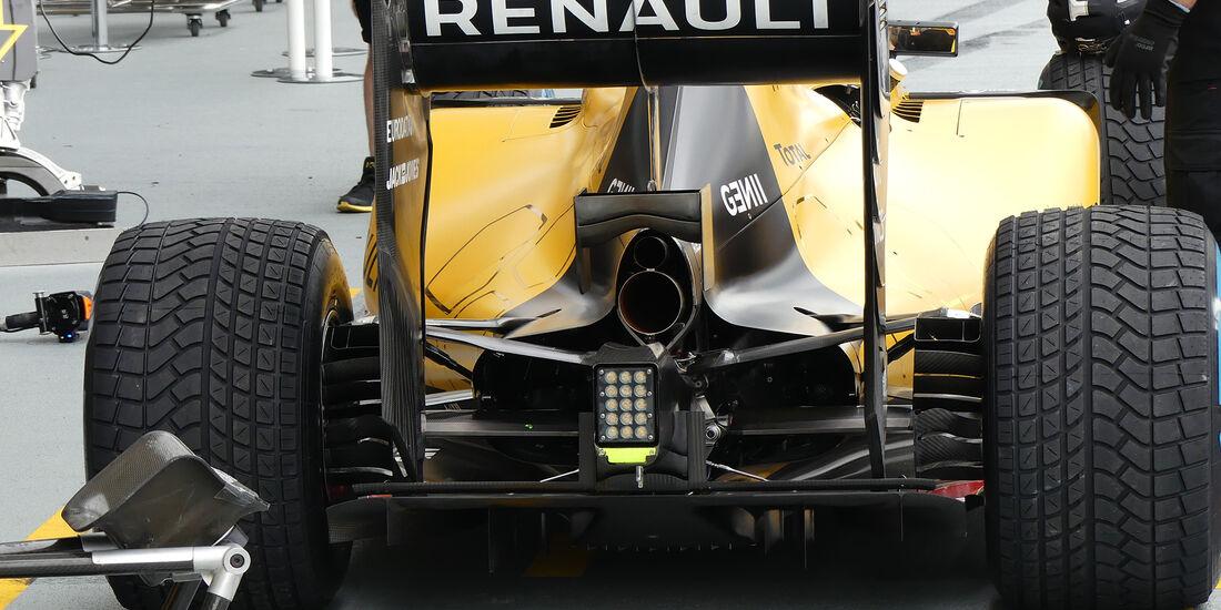 Renault - GP Singapur 2016
