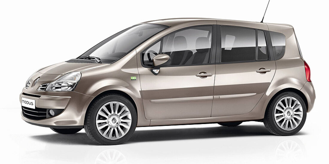 Renault Grand Modus Geo Sondermodell