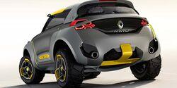 Renault KWID Concept Delhi Auto Show 2014
