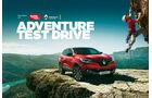 Renault Kadjar Adventure Test Drive