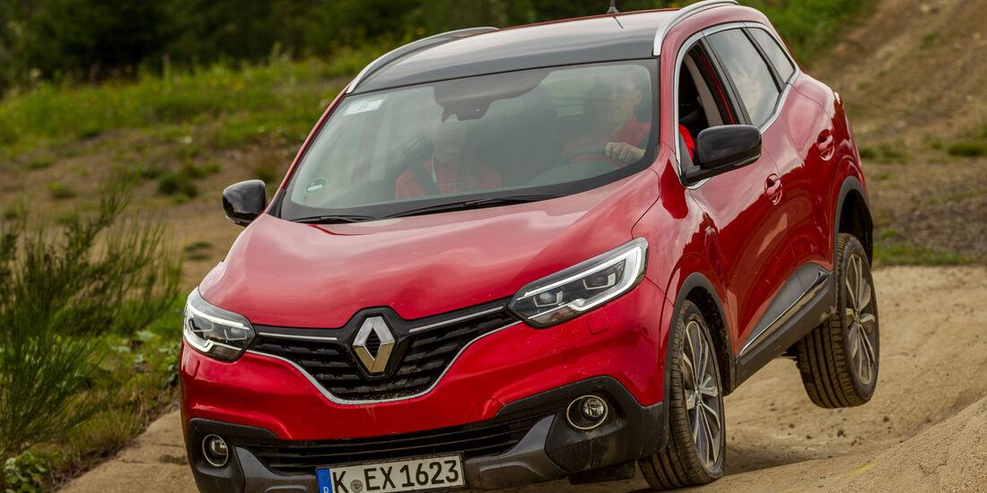 Renault Kadjar Adventure Testdrive