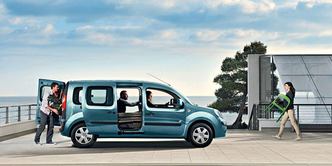 Renault Kangoo II Schiebetüren