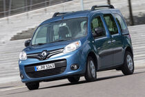 Renault Kangoo dCi 90 Energy, Frontansicht