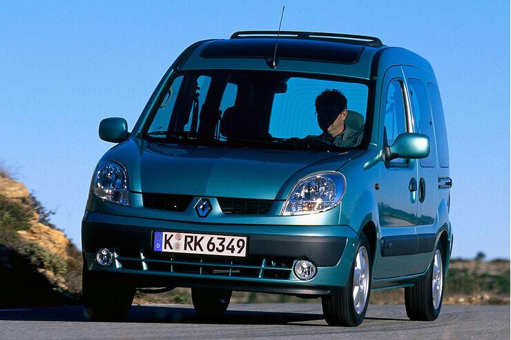 renault kangoo i typ kc technische daten auto motor. Black Bedroom Furniture Sets. Home Design Ideas