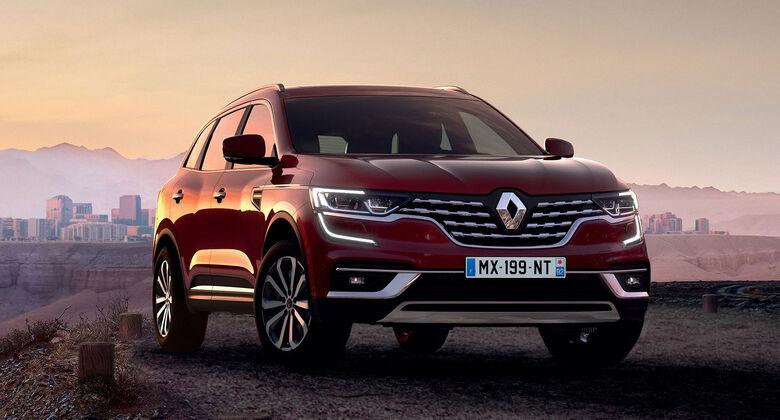 Renault Koleos Modellpflege 2019