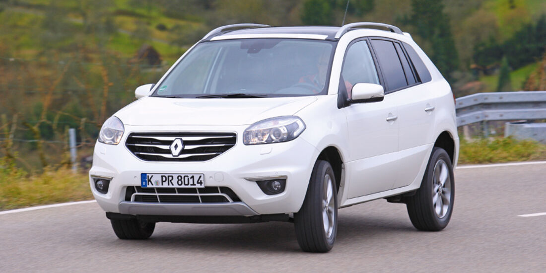 Renault Koleos dCi 150 FAP 4x4