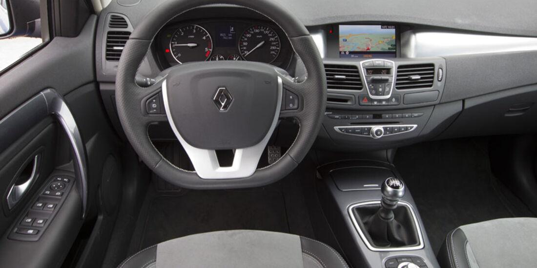 Renault Laguna Grandtour, Cockpit
