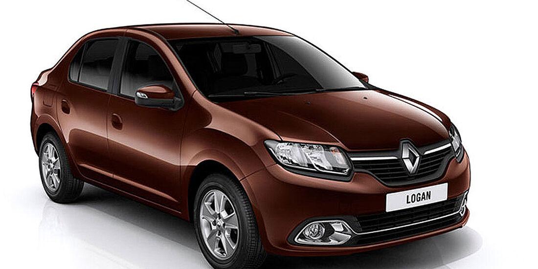 Renault Logan Brasilien