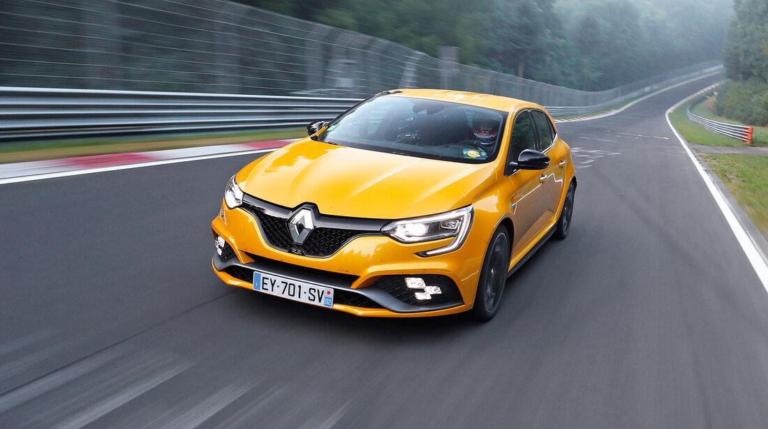 Renault Mégane R.S. - Serie - Kompaktwagen bis 35000 Euro - sport auto Award 2019