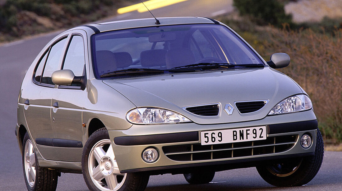 Renault Megane, E10