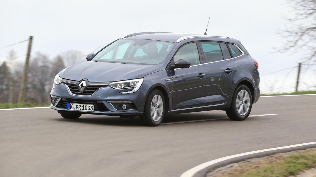 Renault Megane, Exterieur
