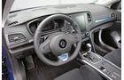 Renault Megane GT TCe 205, Cockpit