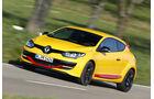 Renault Megane RS, Frontansicht, Vergleichstest, spa 05/2014