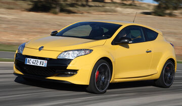Renault Megane RS, Frontansicht